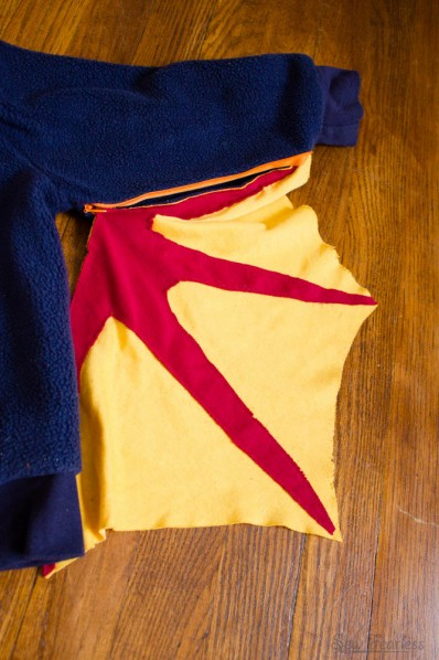 Dragon Shirt - sewn by SewFearless.com