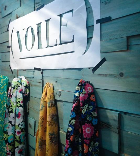 Art Gallery Fabrics Voile