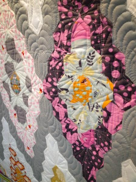 tula pink EPP quilt