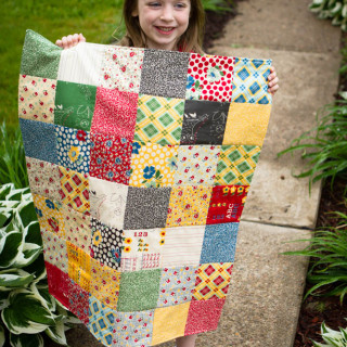 A Quilt For Teacher