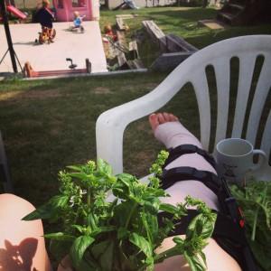 outside healing