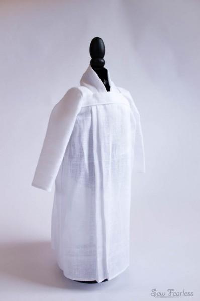 Alb - Miniature Catholic Priest Vestments