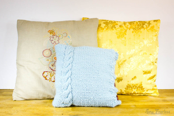 Trio of Pillows