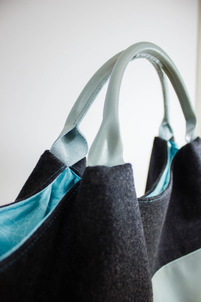 The Better-Than-Basic Bag Pattern by SewFearless.com