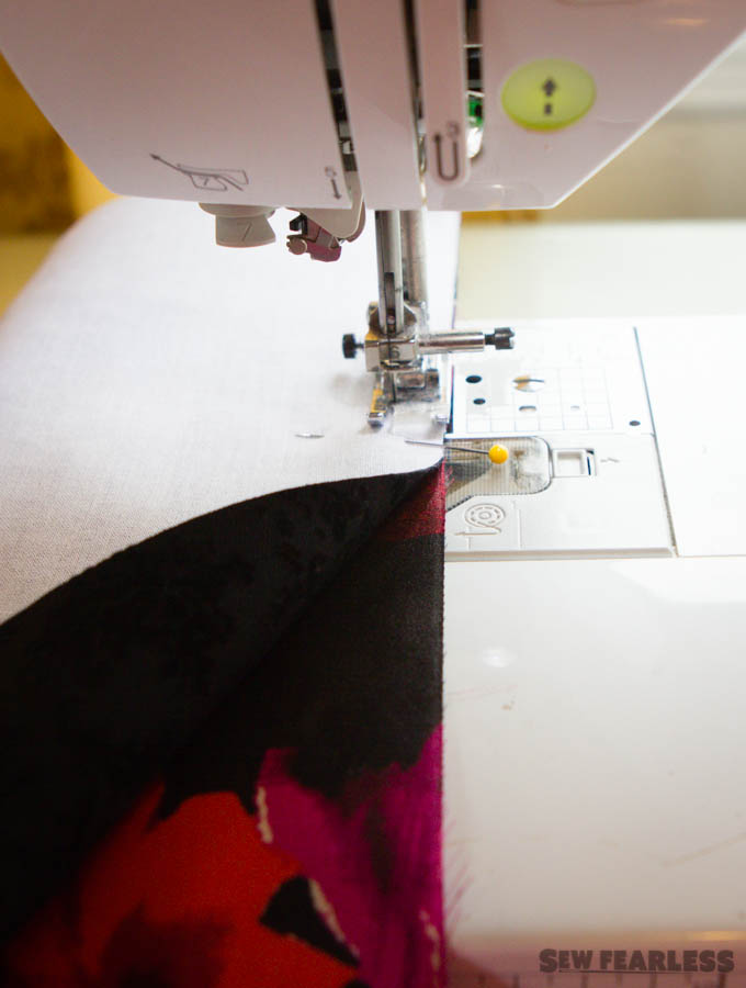 Layer Sewing Tip