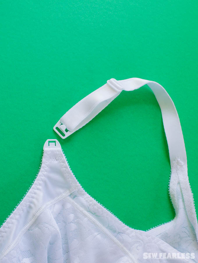 how to convert a regular bra into a nursing bra