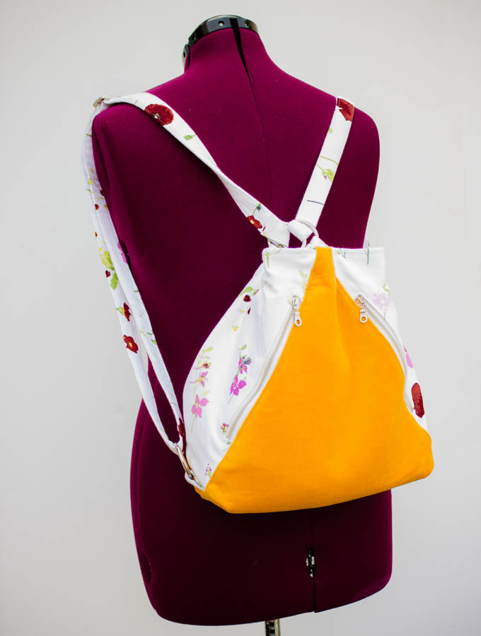 Pavia Backpack Pattern Pdf